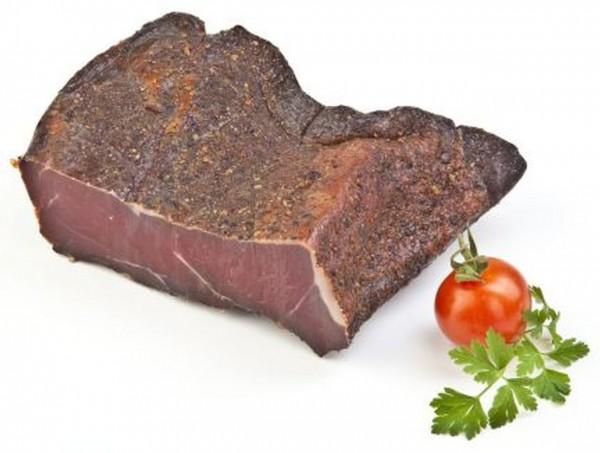 Wildschweinrohschinken ca. 300 gr.