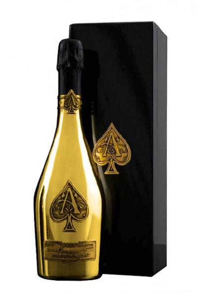 Armand de Brignac Champagner Brut Gold