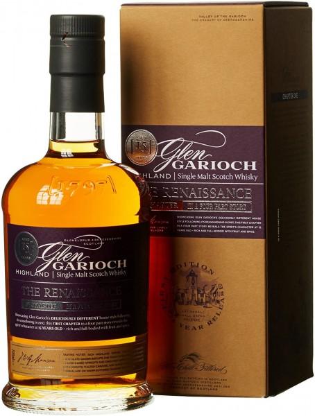 Glen Garioch Whisky 15 Jahre The Renaissance