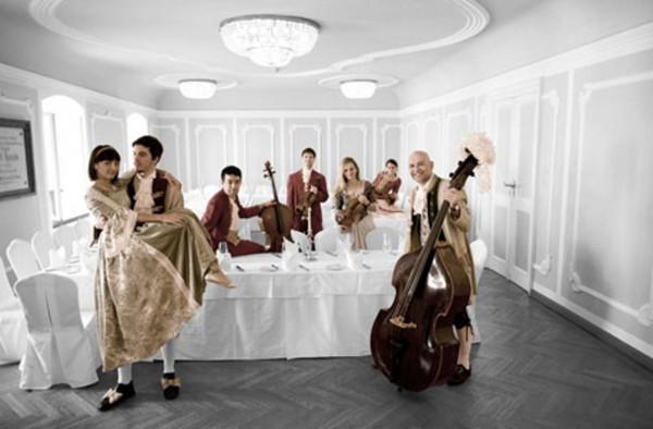 Mozart Konzertdinner in Salzburg für 2