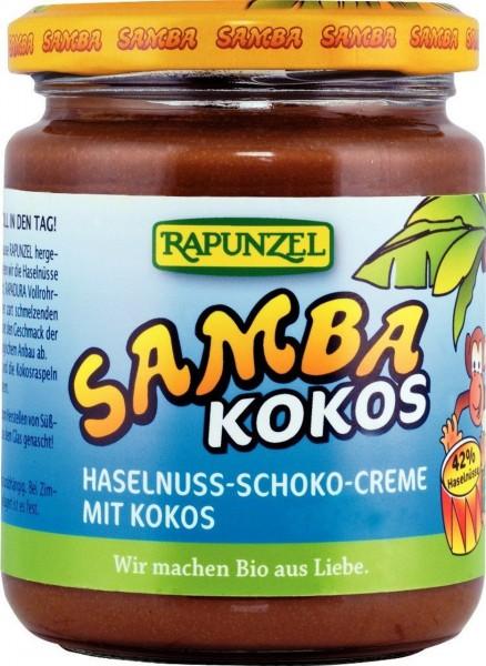 Rapunzel Samba Kokos