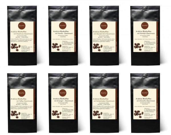 Kaffee mit Geschmack