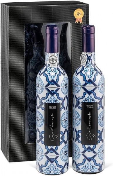 100% Portugal Vintage Wein Set