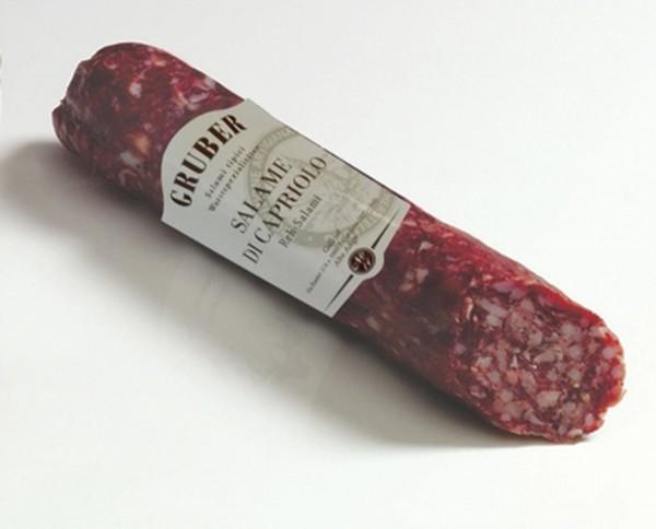 Südtiroler Rehsalami Gruber ca.220 g