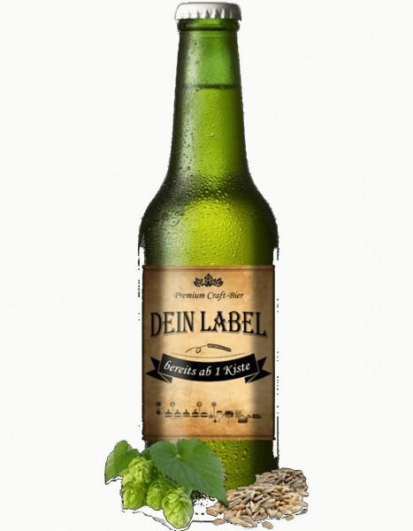 Eigenes Bier gestalten