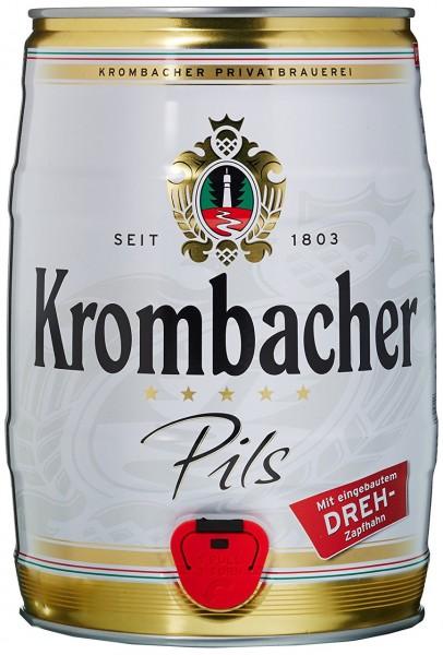 Krombacher Pils (1 x 5l)