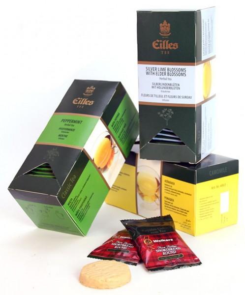 WELLNESS Tee Geschenktasche von EILLES TEE