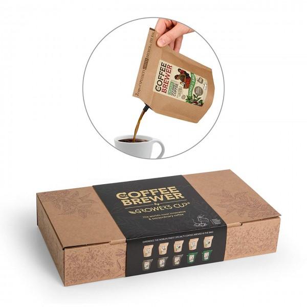 Kaffee-Geschenk-Box