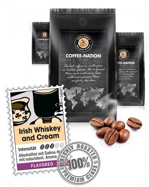Coffee-Nation Aroma-Kaffee Irish Whiskey & Cream