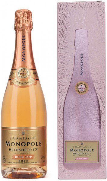 Heidsieck & Co. Monopole Rosé Brut Champagner