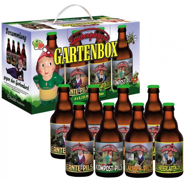 Garten Bier Box