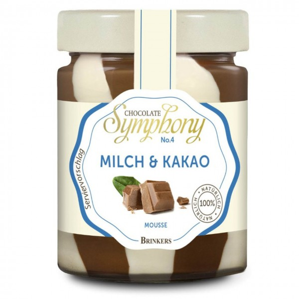 Mousse Milch & Schokolade
