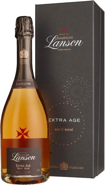 Lanson Extra Age Rosé
