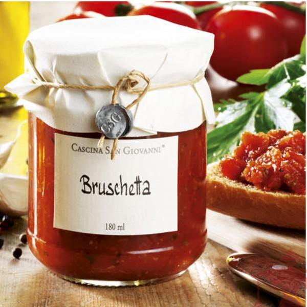 Bruschetta Tomatenaufstrich