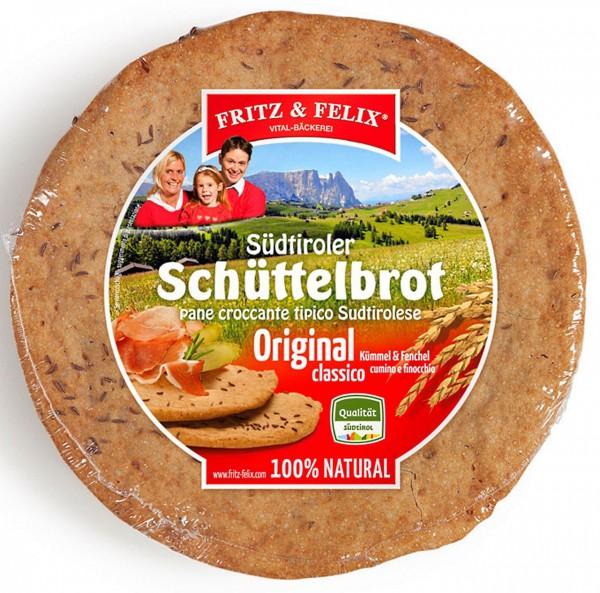 Bauern Schüttelbrot, 20 x 150 gr.