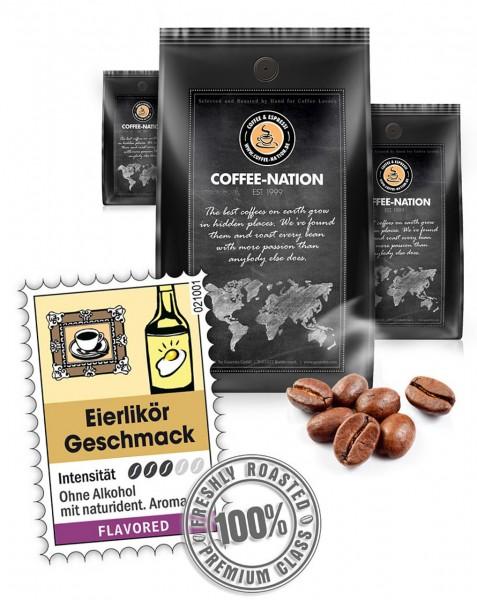 Coffee-Nation Aroma-Kaffee Eierlikör