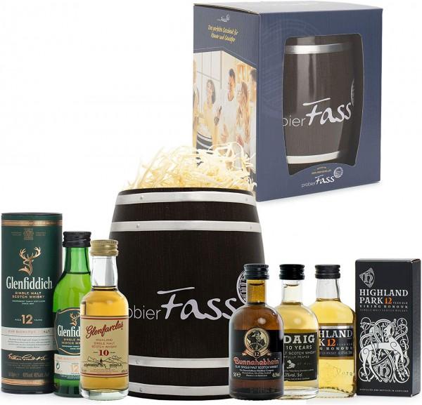 probierFass - Whisky Geschenkset