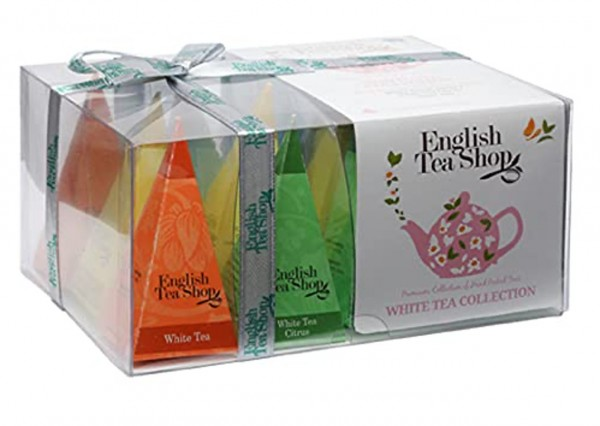 "Teegeschenk ""Weißer Tee Kollektion"""