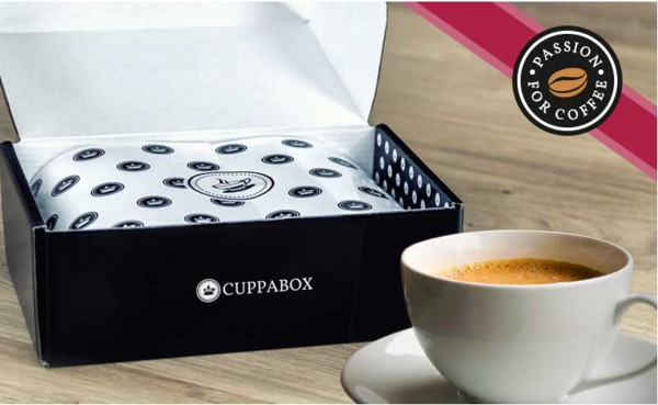 "Kaffee-Abo ""Cuppabox"""