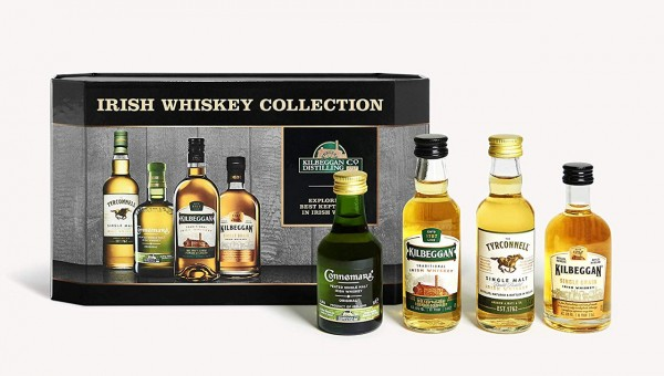 Cooley's Irish Whiskey Miniaturen-Set