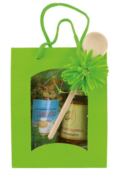 Nudel-Geschenkset Pasta Schnucki