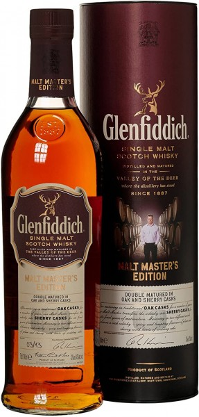 Glenfiddich Whisky Malt Master