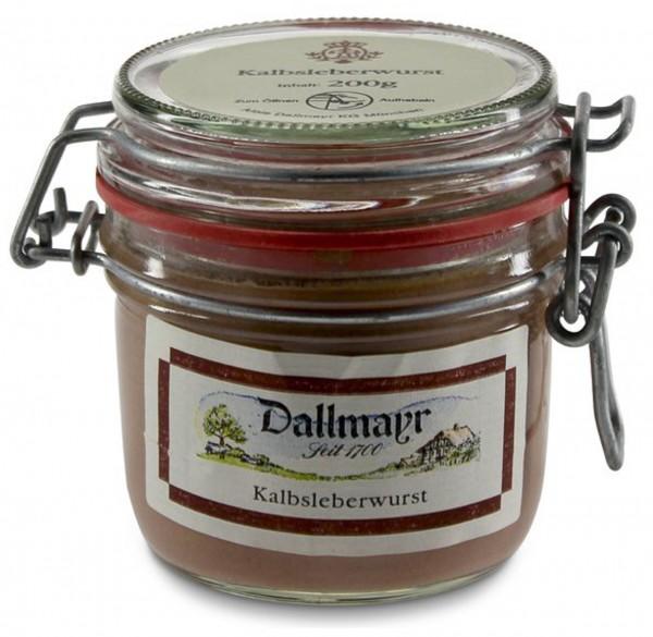 Kalbsleberwurst Dallmayr