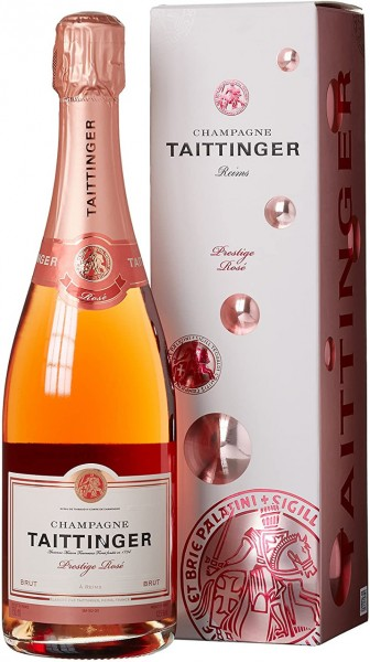 Taittinger Brut Prestige Rose