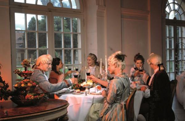 Konzert-Dinner für 2 im Schloss Charlottenburg