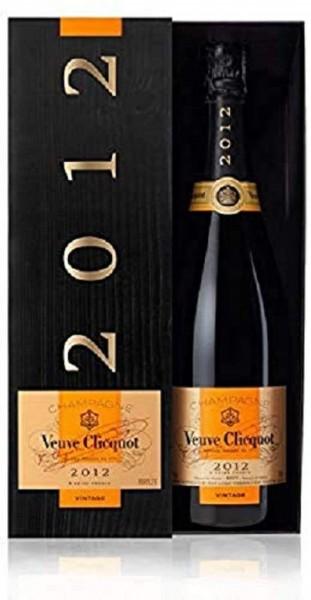Veuve Clicquot Champagner Vintage