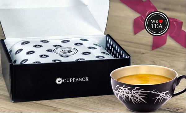 "Tee-Abo ""Cuppabox"""