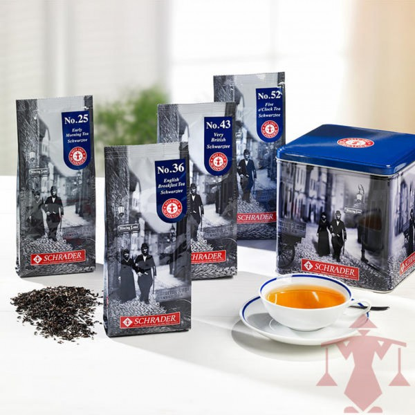Schwarzer Tee Mincing Lane®-Sortiment