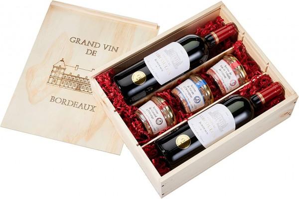 Geschenkset Frankreich de Luxe