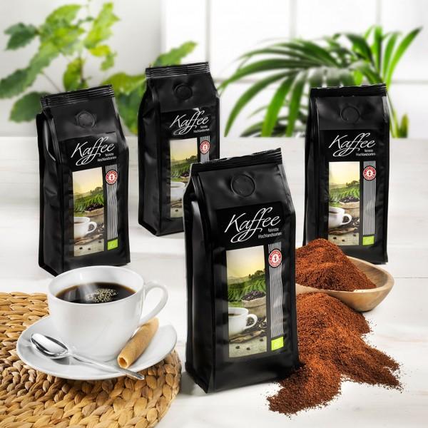 Kaffee Auswahl Exquisit