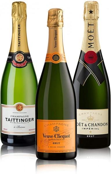 """Probierpaket """"Champagner 3er"""""""
