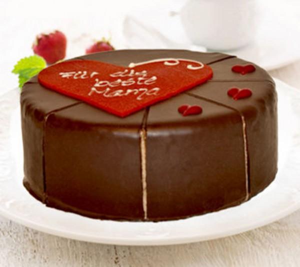 """Torte """"Für die beste Mama"""""""