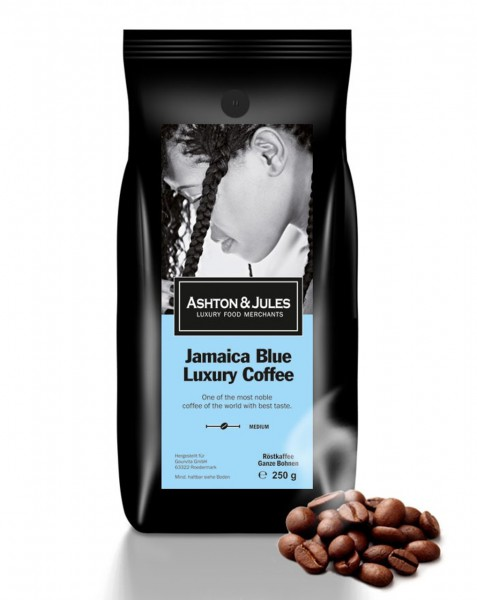 Jamaica Blue Luxury Coffee Ashton & Jules