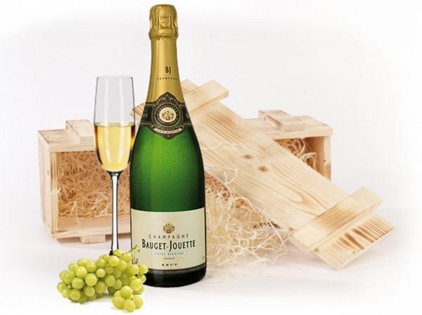 "Präsent ""Champagnerfreude"""