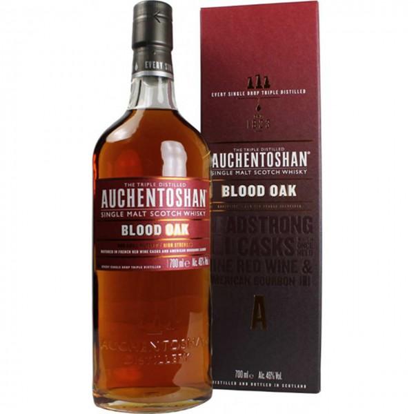 Auchentoshan Whisky Blood Oak