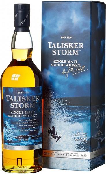 Talisker Whisky Storm
