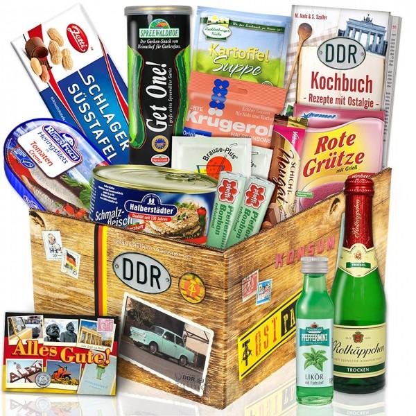 DDR SPEZIALITÄTEN BOX