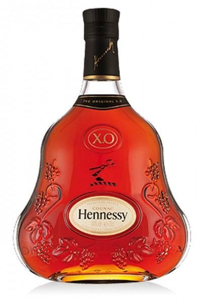 Cognac Hennessy X.O.