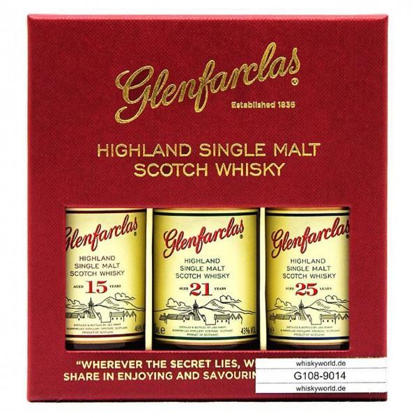 Glenfarclas Tasting Pack
