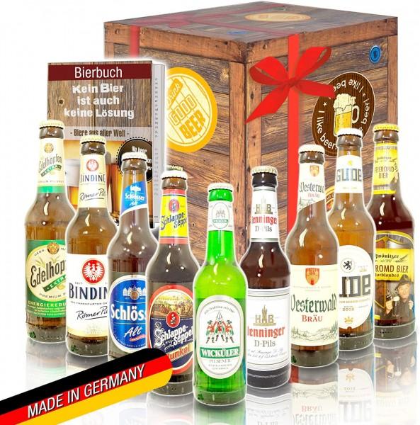 Bierspezialitäten Deutschland