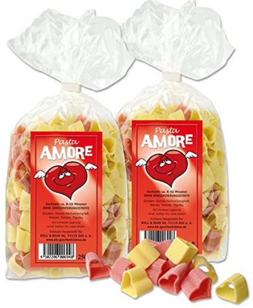 """Herz-Nudeln """"Pasta Amore"""" 2er Set"""