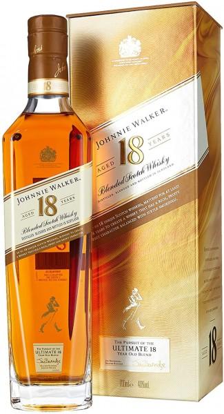 Johnnie Walker 18YO