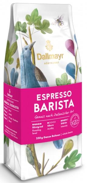 Espresso Barista ganze Bohne