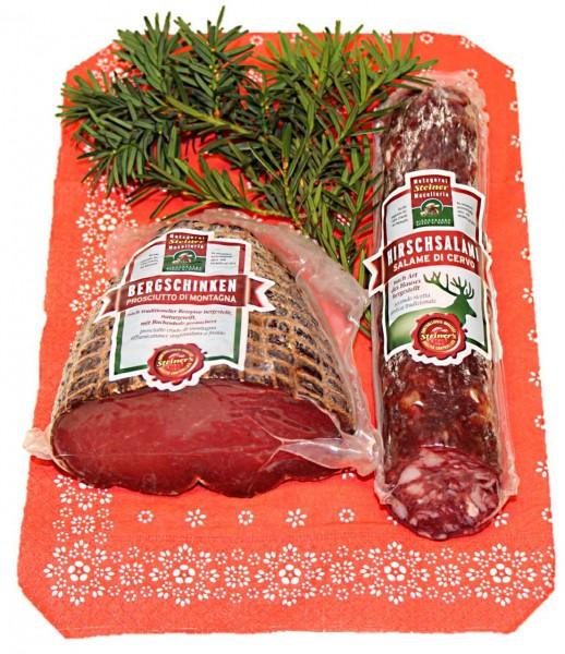 Steiner's Geschenkpaket Berg-Brettl