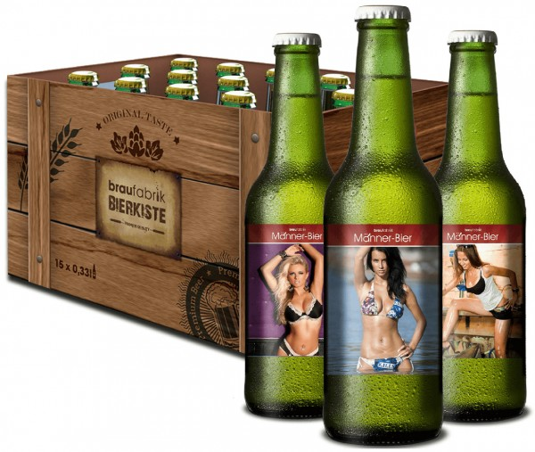 Männer-Bierbox