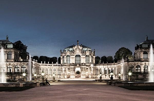 Konzertdinner in Dresden für 2
